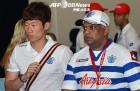 박지성 유소년본부장 취임 예견한 에어아시아 회장?