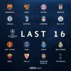 챔스 16강 조추첨…토트넘-유벤투스·레알 마드리드-PSG 등 성사