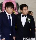 류현진, 김혁민 결혼식 참석 인증샷 [MK포토]