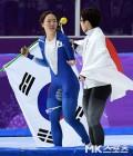 [평창올림픽] 고다이라, 이상화에게 2022올림픽 동반출전 제안