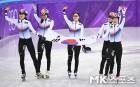 [평창올림픽] '챔피언' 女쇼트트랙, 경기보다 더 긴장됐던 판정