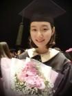 이유영, 7년 만에 한예종 졸업..학사모 쓰고 '환한 미소'