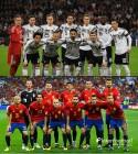 [현장 프리뷰] 미리보는 결승전... 독일-스페인의 목표는 '월드컵 경쟁력 확인'