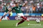 '멕시코 MF' 에레라, 한국전 앞두고 레알행 급부상