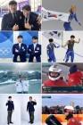 봅슬레이도, 스노보드도, 매스스타트도, SBS 중계 시청률 싹쓸이