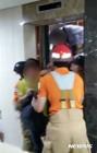 대전 승강기 사고, 용두동 빌딩서 작업중이던 40대 참변
