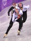 남자 쇼트트랙 500m, 황대헌·임효준 은·동메달 획득… 중국 우다징에 밀려