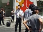'땅콩회항' 박창진 전 대한항공 사무장이 거리로 나온 이유