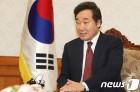 李총리, 차관급·국립대총장 6명에 임명장 수여