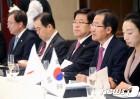 홍준표, 日 지도부와 '북핵 위기론' 교감…방일 마무리(종합)