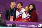 [올림픽] 반환점 돈 북한, 세계의 벽 실감 …피겨 페어는 역대 최고 성적