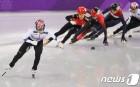 [올림픽] 최민정 金, 완벽한 작전+자신감이 빚어낸 '작품'