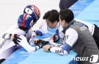 """[올림픽] '악플 세례'에도 의연한 서이라·부탱…""""괜찮아 괜찮아"""""""