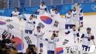 [올림픽] 남녀 합쳐 '9연패'…아이스하키, 세계의 벽은 높았다