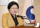 정현백, UN 여성차별철폐협약 국가보고서 심의 참석