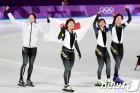 [올림픽] 1년 중 300일 이상을 함께…'세계 최강' 日 팀추월 비결