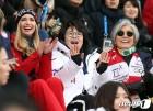 바쁜 이방카, 스노보드·컬링 등 찾아 美선수단 응원…방한 둘째날