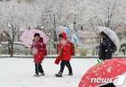 폭설 내린 대구지역 7개 초·중학교 휴업