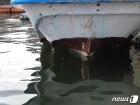 부산 동리항 해상서 어선 2척 충돌…7명 부상