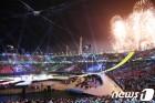 [잘가요 패럴림픽 결산④] 올림픽 이어 평화 패럴림픽