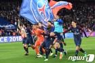 PSG, 2위 모나코에 7-1 대승…7번째 프랑스리그 우승