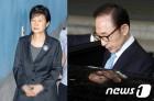 범죄수익환수 위한 재산동결, 박근혜 나흘 만에…MB는 아직?