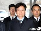 """'입막음용 5천만원 전달' 장석명 """"국정원 돈인줄 몰랐다"""""""