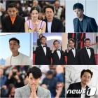 강동원·유아인부터 유태오…칸에서 반짝인 韓배우들
