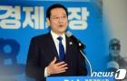 """""""12대 정책, 11번의 현장투어""""…이용섭 선거 운동 '눈길'"""
