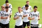 F조 첫 경기 독일-멕시코, 도박사들도 독일 승리 예상