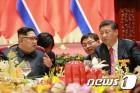 中관영매체, 北김정은 방중 이례적 사전 보도…대미 압박?