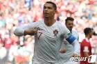 별들의 침묵 속 유독 빛나는 호날두, 월드컵도 점령하나