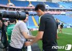"""차범근도 박지성도… 전설의 같은 목소리 """"흥민아, 이겨내 줘"""""""