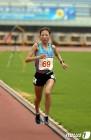 안슬기, 여자 육상 1만m '한국 신기록'…32분33초61