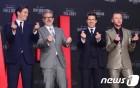 헨리 카빌-톰 크루즈-사이먼 페그, 韓 팬들에게 보내는 하트 시그널