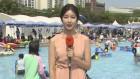 휴일 전국 열기 '펄펄'…온열질환 비상