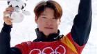 스노보드 역사 쓴 이상호…'설상 종목' 한국 첫 메달
