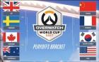 [뉴스] 한달 앞으로 다가온 대격돌! 오버워치 월드컵 8강 프리뷰