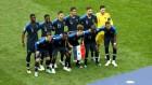 포그바·음바페·그리즈만 등 연속골! 프랑스 4:2로 크로아티아 누르고 우승
