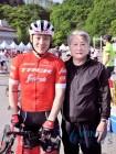 어라운드 삼척 2018, 자전거 동행 성황리에 마무리