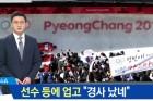 선수 응원? 선거운동?…자치단체장들 '평창 마케팅'