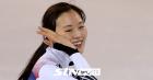 '4위' 맏언니 김아랑, 눈물 흘렸던 무대에서 4년 만에 웃다