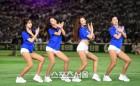 [SS포토]아시아 프로야구 챔피언십 결승, 한국 치어리더 공연