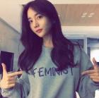 """한서희, 'SNS 설전' 유아인 저격 """"페미 코스프레"""""""