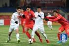 [한국-호주]이근호-한승규 연속골…김봉길호, 전반 2-0 앞선 채 종료