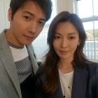 '신혼의 달달함' 이상우♥김소연, 눈부신 비주얼 부부
