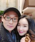 낸시랭, 남편 왕진진(전준주) 의혹 속 팬들에 새해 인사