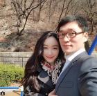 """'전준주♥' 낸시랭 """"자연을 좋아하는 신랑이 찍은 사진"""" 근황 공개"""