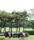 축구대표팀의 파주 훈련, 온두라스전에 만전을