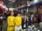 태진아X강남, '6시내고향' 생방송 특집 출연…파주 금촌통일시장 들썩